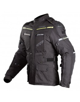 Fovos Explorer Knox Jacket Black/Fluo