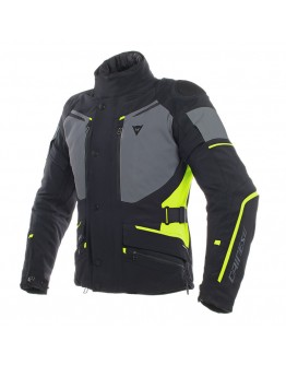 Dainese Carve Master 2 Gore-Tex Jacket Black/Ebony/Fluo-Yellow
