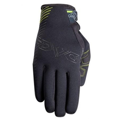 Fovos Neoprene Γάντια Black/Fluo