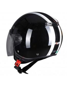 Pilot Fazer Stripes Black/White