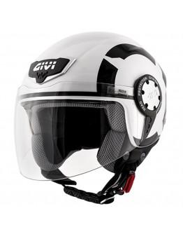 Givi H10.4F Stark White-Black