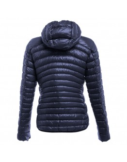 Dainese Packable Down Jacket Lady Black Iris