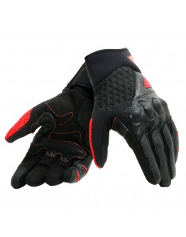 Dainese X-Moto Γάντια Black/Fluo-Red