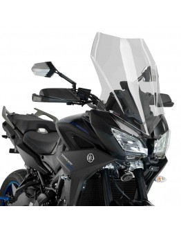 Puig Ζελατίνα Touring Yamaha MT-09 Tracer 18 Clear
