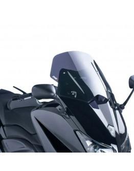 Puig Ζελατίνα V-Tech Sport Yamaha T-Max 530 12-16 Smoke