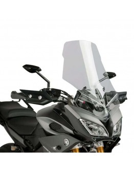 Puig Ζελατίνα Touring Yamaha MT-09 Tracer 15-17 Clear