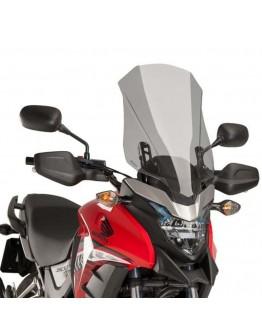 Puig Ζελατίνα Touring Honda CB 500 X 16 Smoke