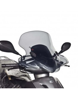 Puig Ζελατίνα City Touring Kymco Agility City 50 11 Smoke