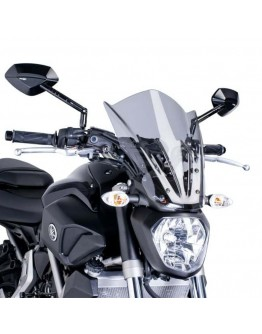 Puig Ζελατίνα Naked Touring Yamaha MT-07 14-17 Smoke