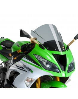 Puig Ζελατίνα Racing Kawasaki ZX-6R 09-17 Smoke