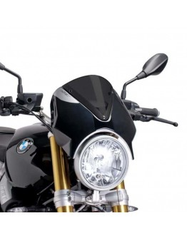 Puig Ζελατίνα Retrovision BMW R Nine T 14-18 Dark Smoke