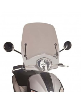 Puig Ζελατίνα Piaggio Liberty 50/125/200 11 Clear