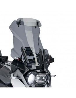 Puig Ζελατίνα Touring BMW R 1200 GS Adventure 13-18 Smoke