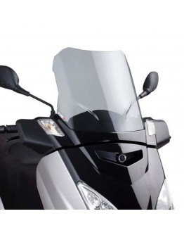 Puig Ζελατίνα V-Tech Touring Yamaha X-Max 125-250 05-09 Smoke