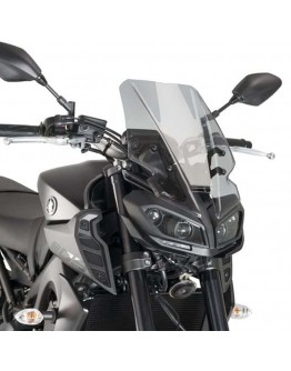 Puig Ζελατίνα Naked Touring Yamaha MT-09 17-18 Smoke