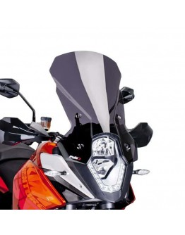 Puig Ζελατίνα Touring KTM 1190 Adventure R 13-16 Dark Smoke
