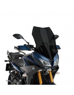 Puig Ζελατίνα Touring Yamaha MT-09 Tracer 18 Black