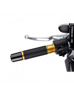 Puig Χειρολαβές Hi-Tech Ascent 119mm Gold