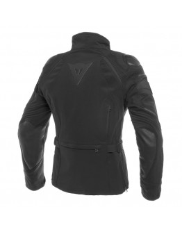 Dainese Rain Master Lady D-Dry Jacket Black