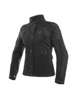 Dainese Rain Master Lady D-Dry Jacket Black ... 830f1b0ee11