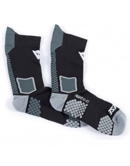 Dainese D-Core Mid Sock Black/Antracite