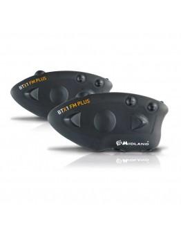Midland BTX1 FM Plus Twin Ενδοεπικοινωνία