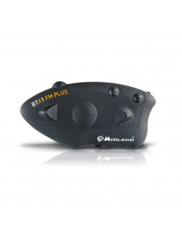 Midland BTX1 FM Plus Single Ενδοεπικοινωνία