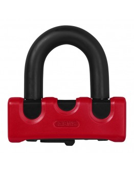 Abus Κλειδαριά Δίσκου Granit Power XS 67 Red