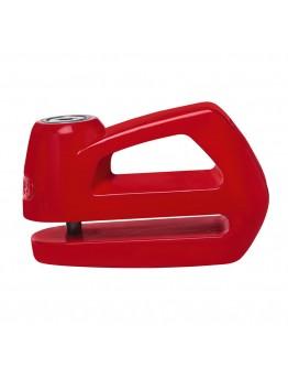 Abus Κλειδαριά Δίσκου Element 285 Red