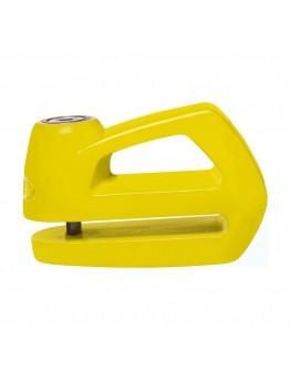 Abus Κλειδαριά Δίσκου Element 285 Yellow