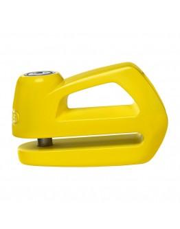 Abus Κλειδαριά Δίσκου Element 290 Yellow