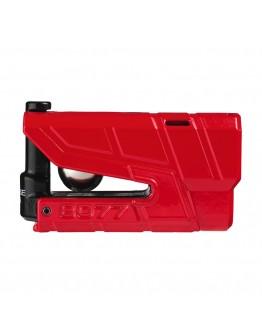 Abus Κλειδαριά Δισκοφρένου Granit Detecto X-Plus Red