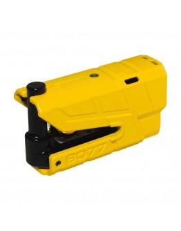 Abus Κλειδαριά Δισκοφρένου Granit Detecto X-Plus Yellow