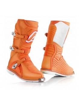 Acerbis Μπότες X-Kid Orange