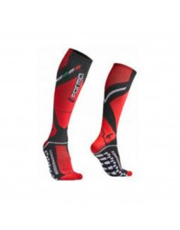 Forma Off Road FORX430 Κάλτσες Black/Red