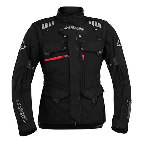 Acerbis Adventure Jacket Black