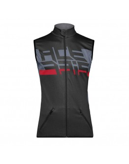 Acerbis Γιλέκο Softshell X-Wind Black/Grey