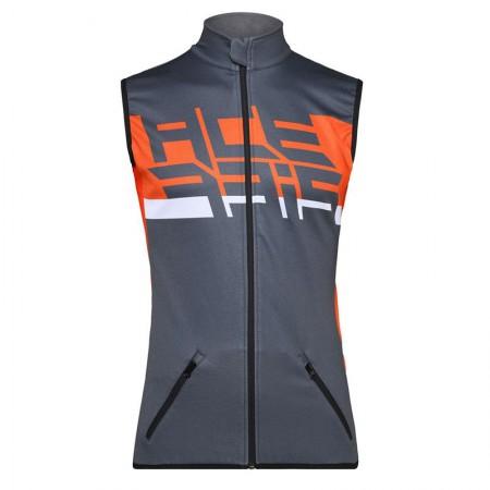 Acerbis Γιλέκο Softshell X-Wind Grey/Orange