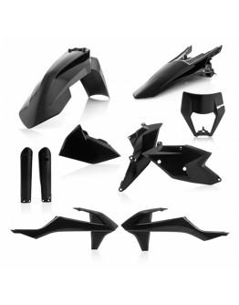 Acerbis Full Κιτ Πλαστικά KTM EXC/EXC-F 19 Black