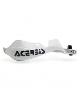 Acerbis Χούφτες Rally Pro White