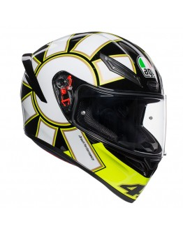 AGV K1 Top Gothic 46 Black