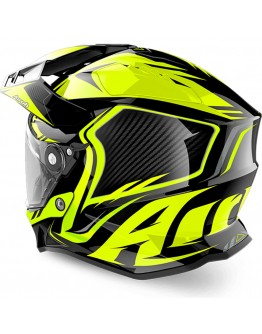 Airoh Commander Carbon Yellow