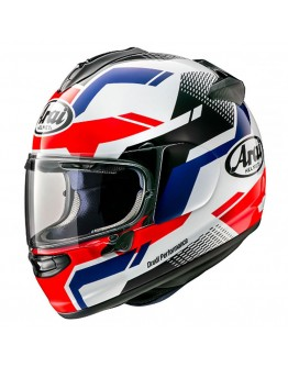 Arai Chaser-X Cliff White