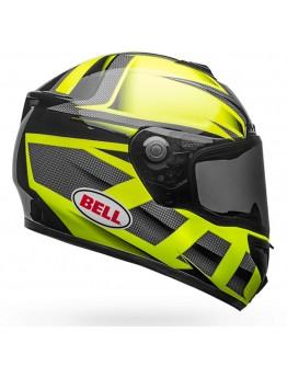 Bell SRT Predator Hi-Viz Green/Black
