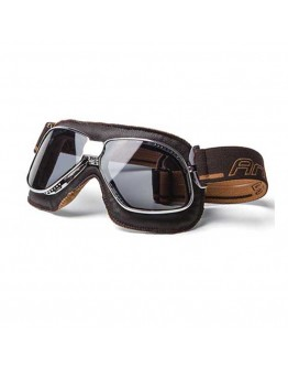 Ariete Μάσκα Vintage Goggles Brown