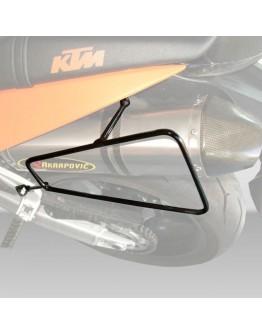 Βάσεις Πλαϊνών Σάκων KTM 990 Superduke