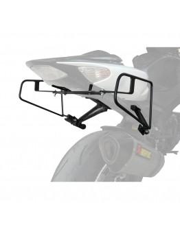 Βάσεις Πλαϊνών Σάκων Suzuki GSXR 600/750/1000 08-15