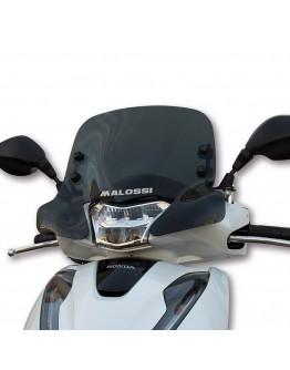 Malossi Ζελατίνα Sport Honda SHi 125-150 17-18 Dark Smoke