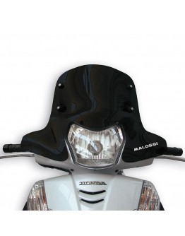 Malossi Ζελατίνα Sport Honda SH 300ie ABS 11-14 Dark Smoke