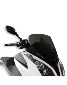 Malossi Ζελατίνα Sport Kymco Downtown 125/200/300 Dark Smoke